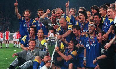 Champions League 1995-96 Juventus FC