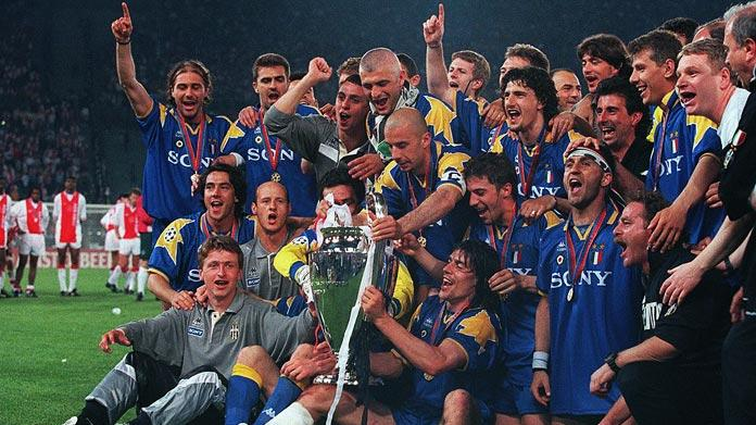 Champions League 1995-96 Juventus FC