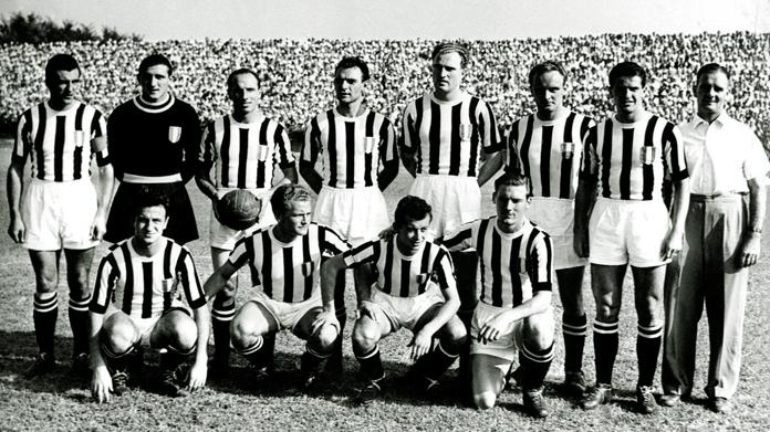 Juventus Football Club 1950 1951