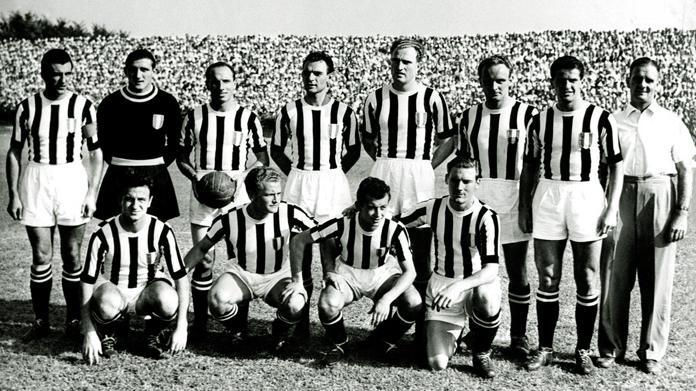 Juventus Football Club 1950 1951