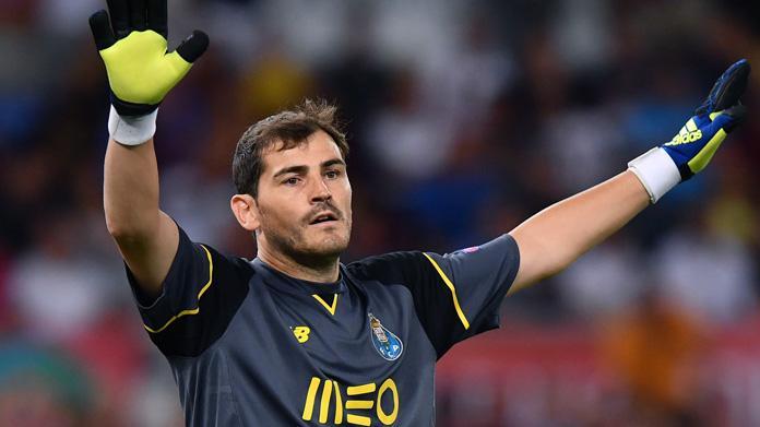 Casillas applaude il mercato della Juventus