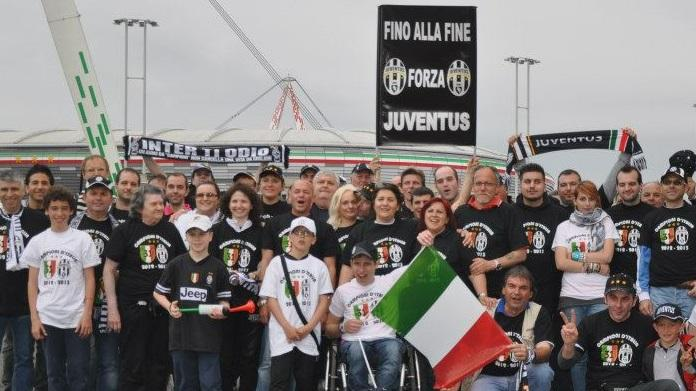 supporters juve padova