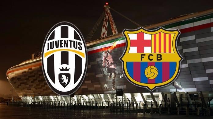 Juventus Barcellona streaming