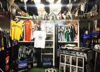garage bianconero tommy agosta torino