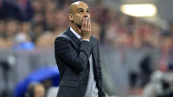 Man City, Guardiola: