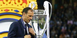 allegri juventus champions league