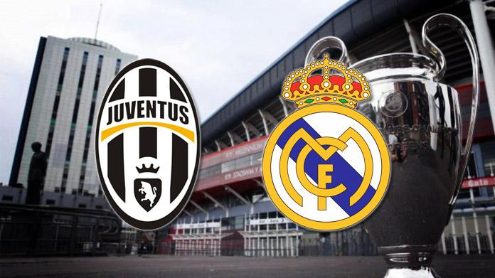 Juventus Real Madrid Streaming