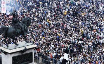 piazza san carlo torino giugno 2017