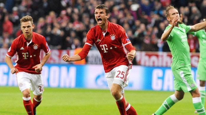 Bayern, Muller: