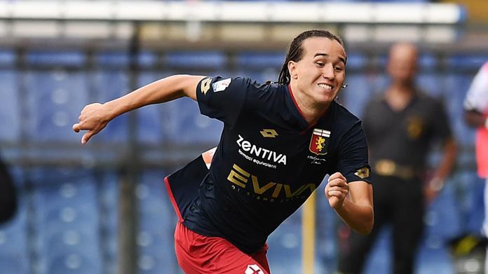 Genoa, anche Pepito contro i bianconeri