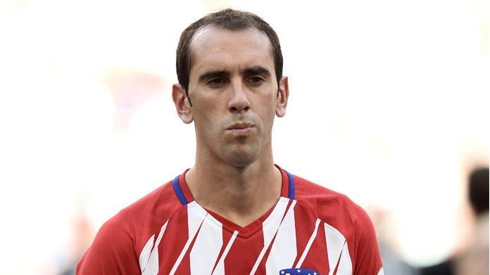 Juventus, non solo Godin: piace anche Gimenez dell'Atletico Madrid