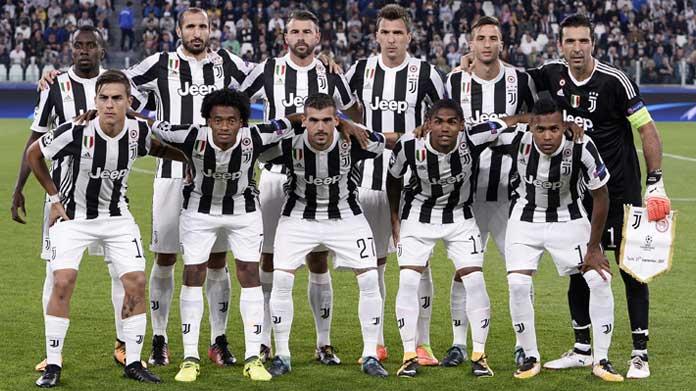 mediaset snobba la juve bianconeri fuori dalla lotta ForImmagini Juventus