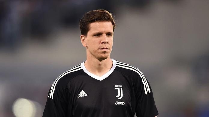 Seconda Maglia Juventus WOJCIECH SZCZESNY