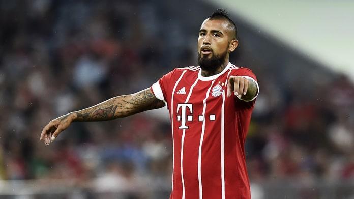 Bayern, si ferma Vidal. Heynckes: