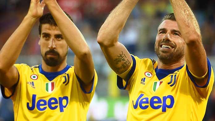 Juve-Spal, le formazioni ufficiali: chance per Bernardeschi dal 1′