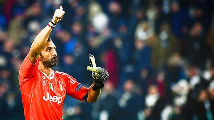 Juventus, Buffon: 'Vincere a Napoli è importantissimo'