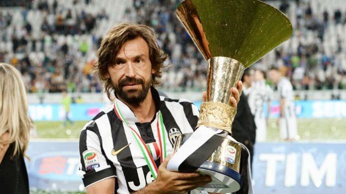 Addio Pirlo: i 5 gol bianconeri più belli del Maestro