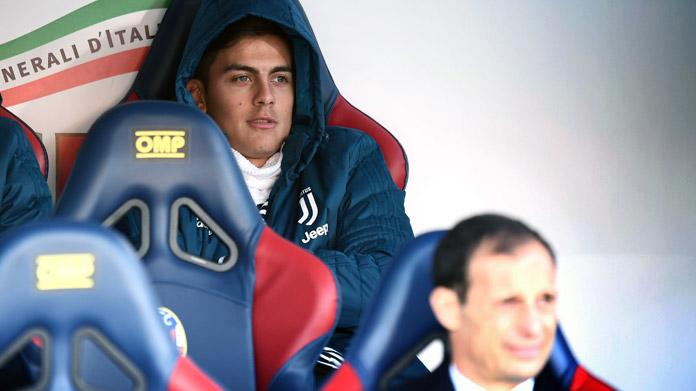 Juventus, ritorno al passato per Dybala: prima punta ai tempi del Palermo
