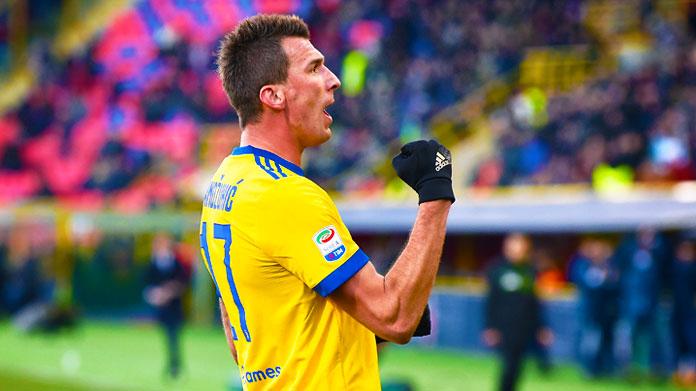 Juventus, tegola Mandzukic: 13 punti di sutura e Roma a rischio