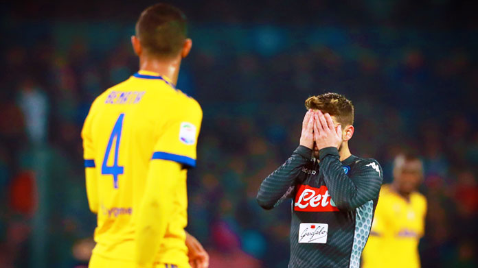 Calcio, serie A: Napoli e Juve avanti col minimo sforzo