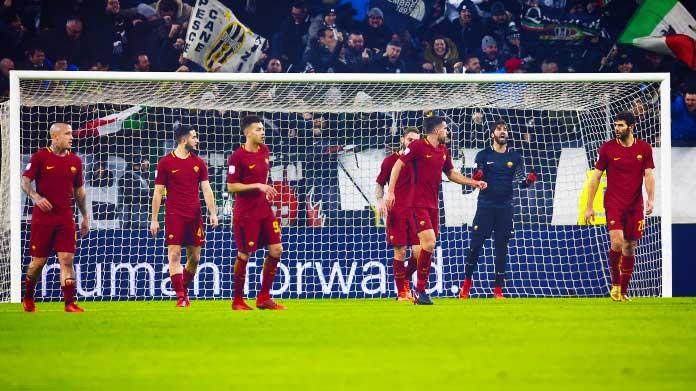 La regola dell'ex: Szczesny e Benatia protagonisti. Juve batte Roma 1 a 0