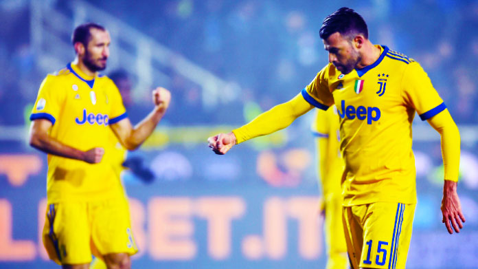 Juve. Per Chiellini quattordicesima stagione in bianconero
