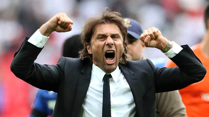 YOUTUBE Antonio Conte: