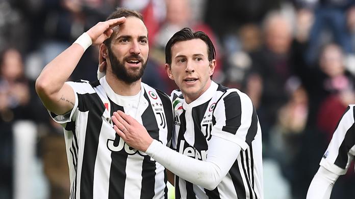 Juventus: Che tegola, Higuain e Bernardeschi preoccupano Allegri