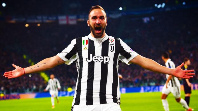 Higuaín non basta alla Juventus, il Tottenham rimonta ed è 2-2