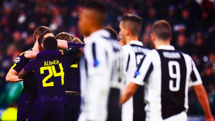 Tottenham-Juve in chiaro! Dove vederla in streaming e tv