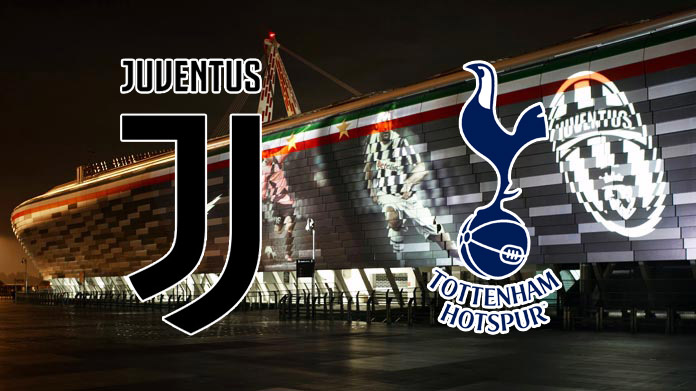 juventus tottenham streaming