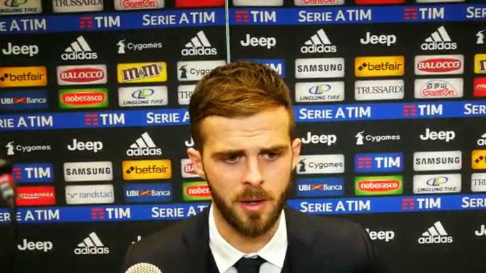 #JuventusMilan, Pjanic: