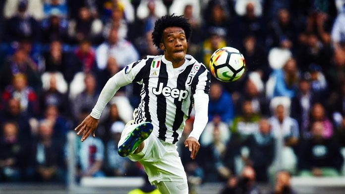 Juventus, Cuadrado: