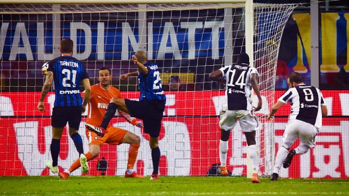 Serie A, sorpasso della Juventus sull'Inter: 1-2 firmato da Higuain