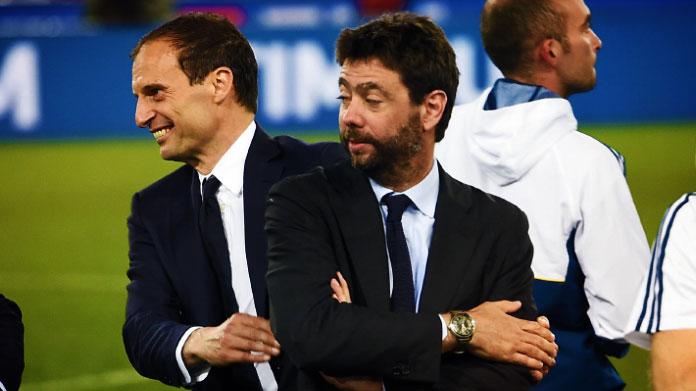 La Juventus è campione d'Italia per la settima volta consecutiva