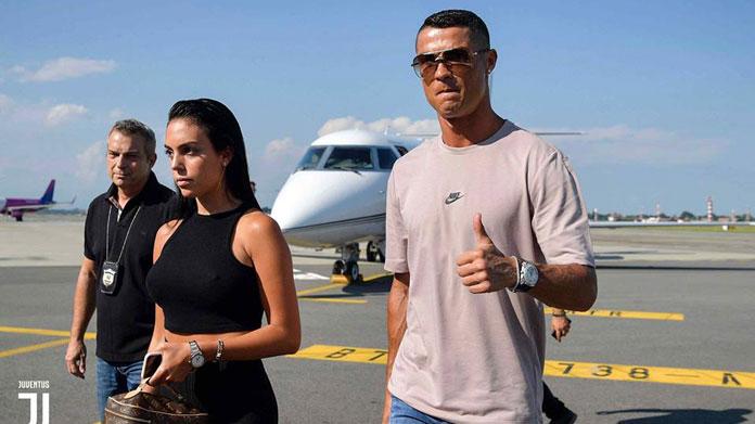 La Credenza Ronaldo : Ronaldo prima uscita pubblica. bonucci consiglia il ristorante
