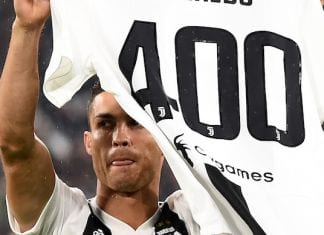 ronaldo 400