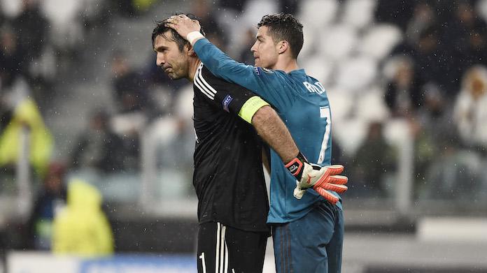 Buffon  «Juve favorita per la Champions  è la più forte» 743442fa9424