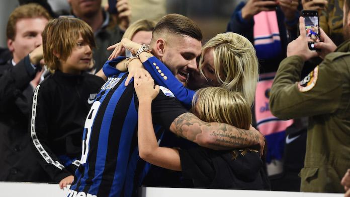 Calciomercato Inter, Wanda Nara: