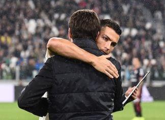 Cristiano Ronaldo-Andrea Agnelli