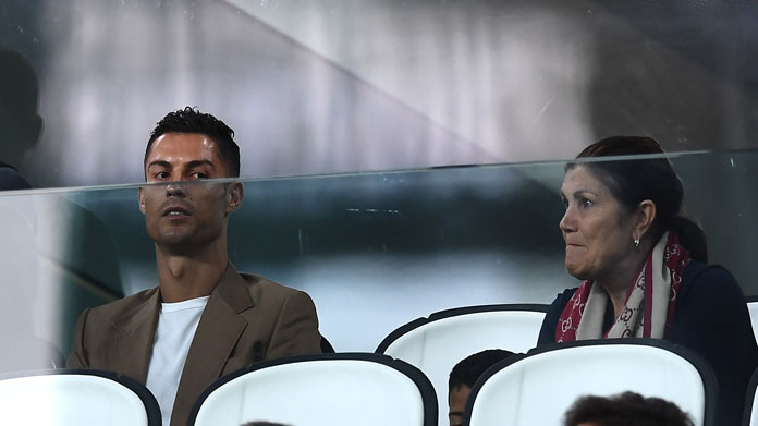 Juventus, la mamma di Ronaldo rivela: