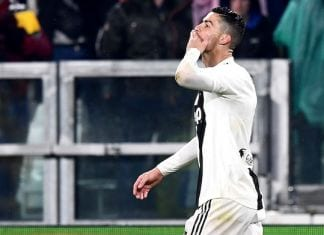 gol Cristiano Ronaldo