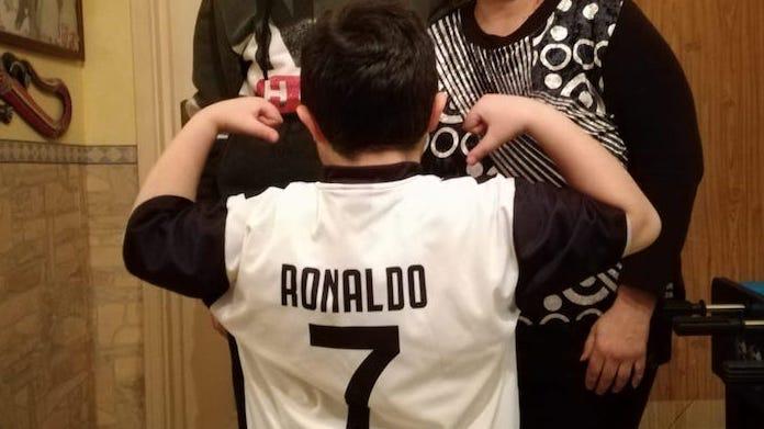 luca ronaldo