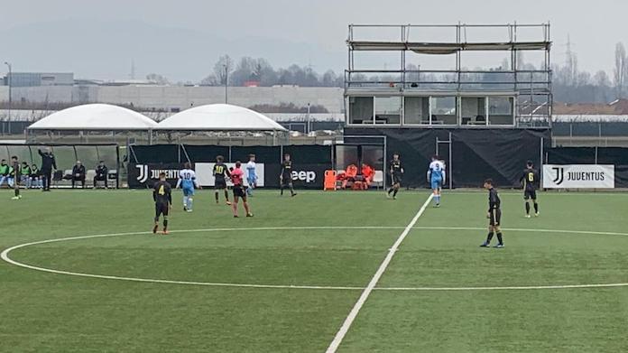 Juventus Lazio Under 15