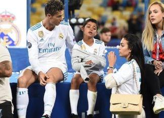 Ronaldo Cristiano Jr Georgina