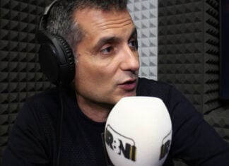 Antonio Paolino Radio Bianconera