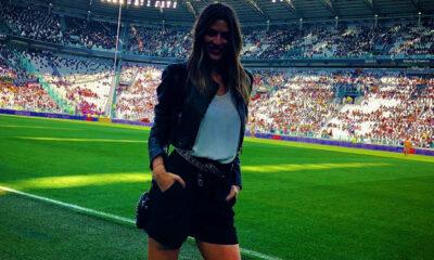 cristina chiabotto allianz stadium