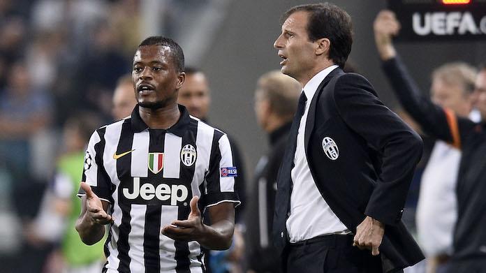 Mercato Juventus, due calciatori pronti a seguire Allegri allo United