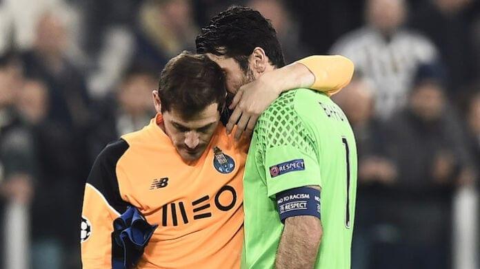 Juventus, senti Casillas: