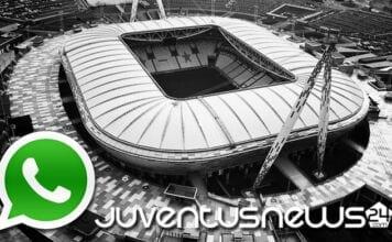 Juventus News 24 Whatsapp